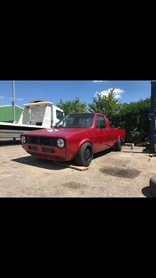 mk1 caddy unfinished project pd130