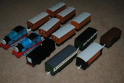 Tomy Trackmaster Thomas the Tank Engine train bundle