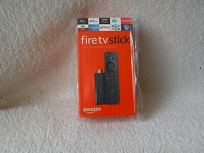 Amazon Fire TV Stick (2nd Generation) with Alexa Voice Remote