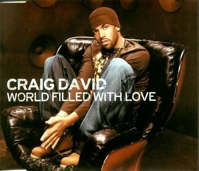 Craig David - World Filled With Love (2003) NM/VG+