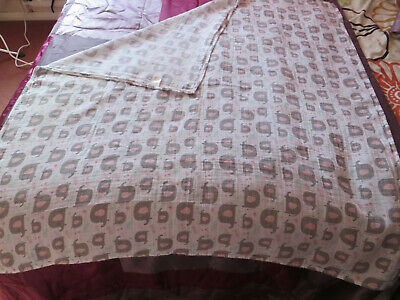 Large muslin baby cloth from Chick Pea