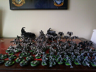 Warhammer 40k Necron Army Multi-Listing Worldwide Post
