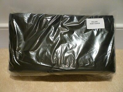 Motorcycle Deluxe Garage Dust Cover-fits most Motorcycles,Brand New-Still Bagged