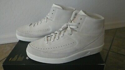 1408473168e NEW* NIKE AIR Jordan 2 Retro Decon Size 9 Beige Brown Sail 914293 ...