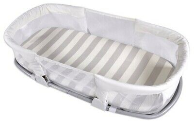 Summer Infant By Your Side Portable Folding Travel Baby Bassinet Comfort Sleeper