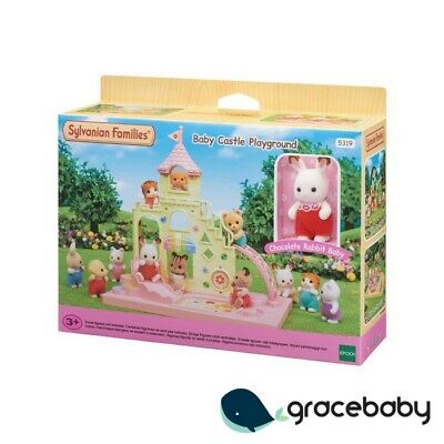 Sylvanian Families - Baby Castle Playground 5319