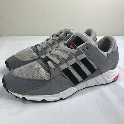 official photos b19c0 0343c ADIDAS EQT ADV / 91-17 Gray Black Men's 10 Equipment Advance Bounce Boost