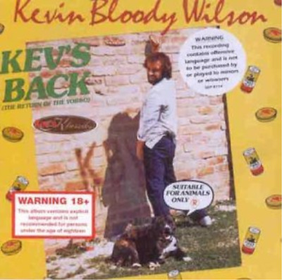 Kevin Bloody Wilson-Kev`s Back (US IMPORT) CD NEW