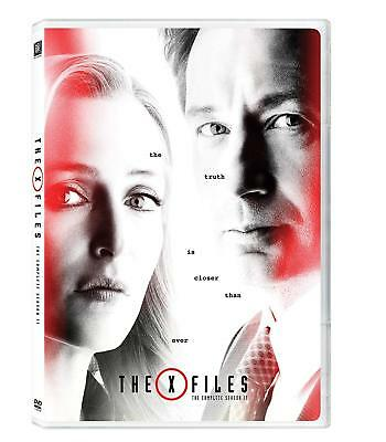 The X-Files Season 11 DVD x Files Brand New & Sealed Box Set / UK Compatible