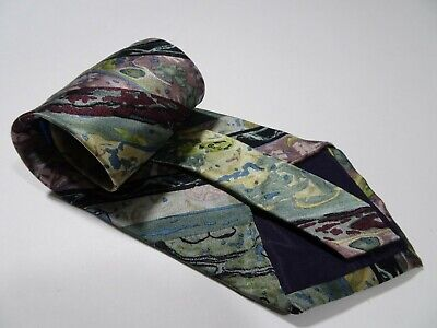 Cocktail Collection Mens Luxury Designer Necktie 100% Silk Made in USA