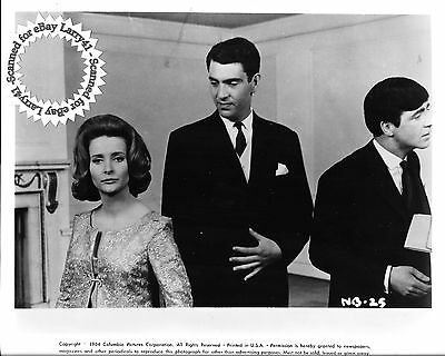 Lot of 3b, Alan BATES stills NOTHING BUT THE BEST (1964) Millicent Martin, Harry