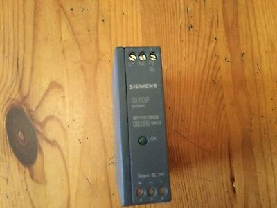 Siemens 6EP1731-2BA00 SITOP POWER 0.375 A, DC/DC STABILIZED PSU