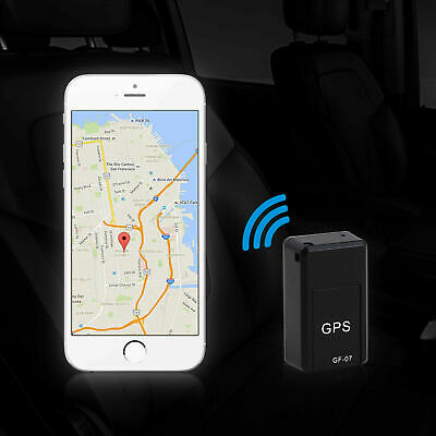 Magnetic Mini Car GPS Tracker Real Time Tracking Locator Device Voice Record US