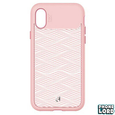 Geniune EFM Aspen IMPRESS PINK Case For iPhone X XS Cover Tough Protective