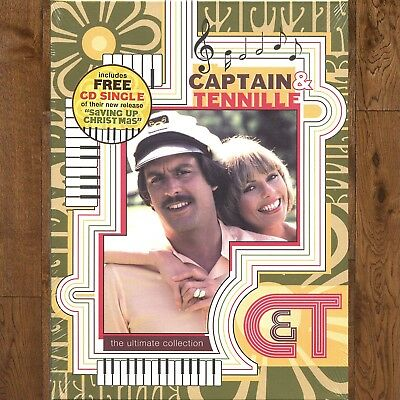 CAPTAIN & TENNILLE The Ultimate Collection 3 DVD SET 9 Hours of ABC TV Show 0325