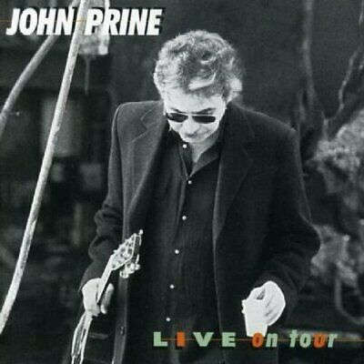 John Prine-Live On Tour (UK IMPORT) CD NEW