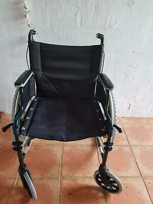 Light weight Wheel chair. Easily maneuverable. Condition used