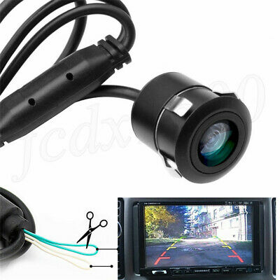 Universal Waterproof 18.5mm Car Rear Front Side View Camera Backup Parking Line