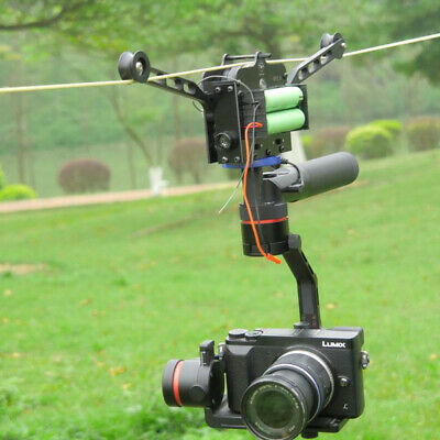 CALCLAW High Qulity 3-axis Cableway Camera Gimbal Portable Video Capture Device