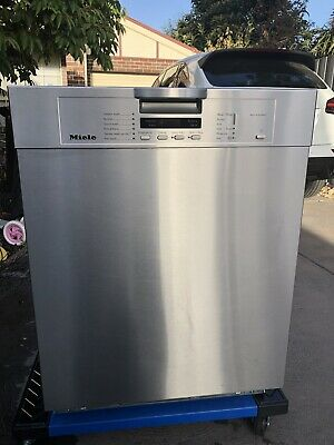 Miele dishwasher stainless - G 2243 SCU