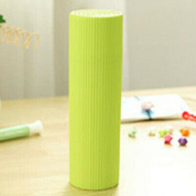 Candy Color Toothbrush Cup Travel Portable Storage Box Bathroom Supplies BE