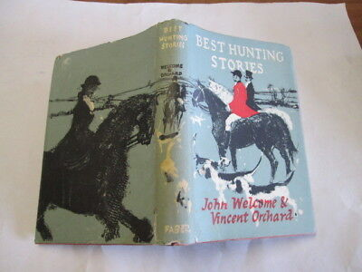 Acceptable - Best hunting stories Welcome, John 1954-01-01 Faber