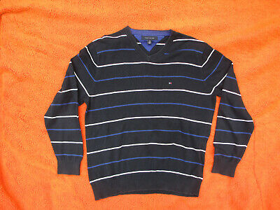 """Mens Winter """"tommy Hilfiger"""" Sweater In Size Large"""