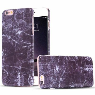 Ultra Thin Marble Glossy Anti-Knock Case Cover Shell For iPhone 6 Plus / 6s Plus