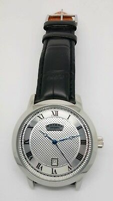 mens rotary watch leather strap GS42825.01 RRP £75.00