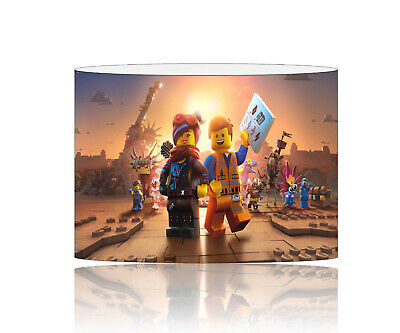 LEGO MOVIE 30cm LAMPSHADE kids room FREE POSTAGE