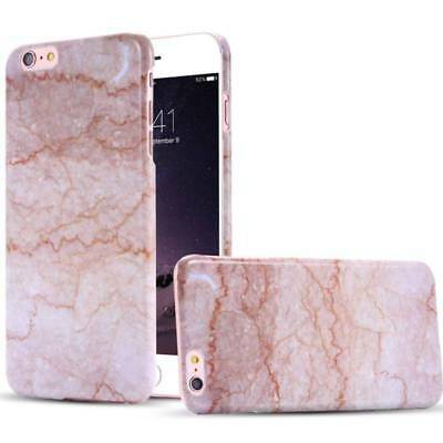Ultra Thin Slim Marble Glossy Shockproof Case Cover For iPhone 6 Plus / 6s Plus