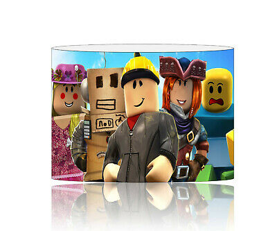 ROBLOX 30cm LAMPSHADE kids room FREE POSTAGE