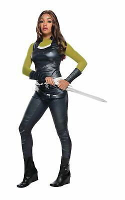Gamora Guardians of the Galaxy Womens Fancy Dress Costume Outift Licensed