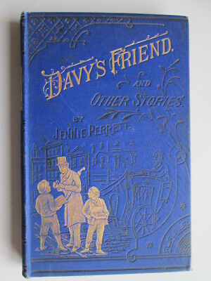 Good - Davy's Friend: And Other Stories. - Jennie Perrett  Inscribed presentatio
