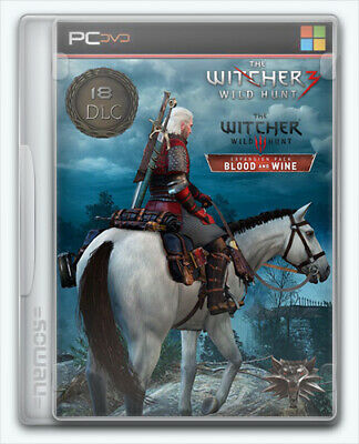 The Witcher 3 Wild Hunt - Game of the Year Edition PC