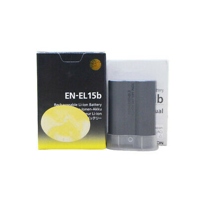 EN-EL15B ENEL15B Battery For NIKON D7100 D7000 D800 D810 D750