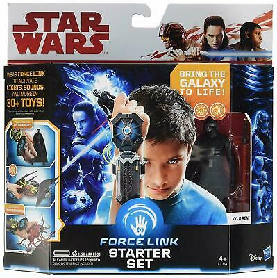 NEW Hasbro STAR WARS Force Link Starter Set including Kylo Ren Action Figure