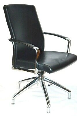 German König+Neurath Swivel Reception Conference Chairs (Price For One)-PL222
