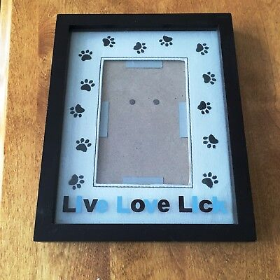 Picture Frame For Family Dog