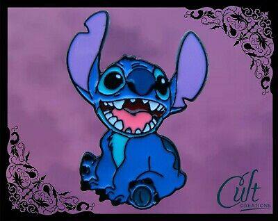 Lilo and Stitch metal and enamel Pin Badge Pins