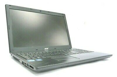 "Acer TravelMate P453 15.6"" Laptop Core i3 3120M 2.5GHz 4GB DDR3 250GB HDD Webcam"