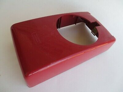 Antique Western Electric Telephone red 554 cover