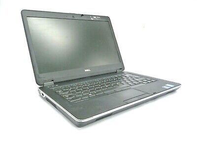 "Dell Latitude E6440 14"" Laptop Core i5 4200M 2.5GHz 4GB DDR3 500GB HDD Webcam"