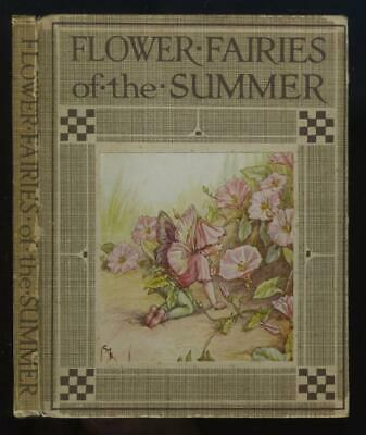 Flower Fairies Of The Summer. Cicely Mary Barker. Early Edition 1928
