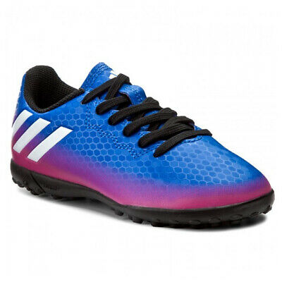 6e6bde18c1a4 Adidas Messi 16.4 TF J Football Trainers Juniors Soccer Astro Shoes BB5655