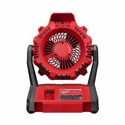 Milwaukee 0886-20 M18™ Jobsite Fan - Battery or AC Operated - NEW in Box 3 speed