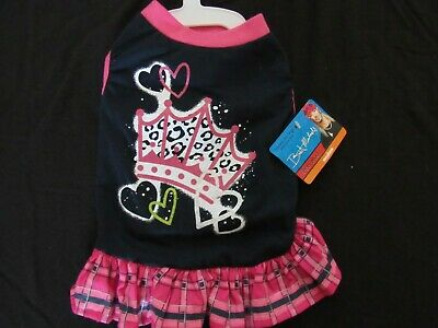 NEW $16 GIRL DOG OUTFIT (medium) BY BRET MICHAELS  only $3