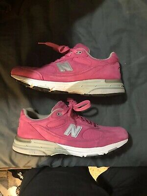 outlet store 6ae3a c9928 New Balance Nb1 993 Pink Sz 10.5 D Custom Breast Cancer
