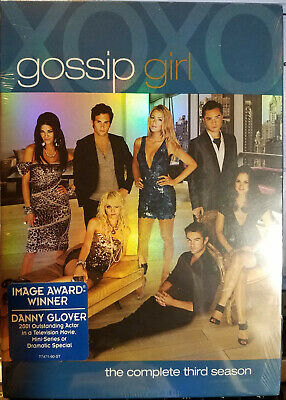 Gossip Girl: The Complete Third Season, New DVD, Blake Lively, Leighton Meester
