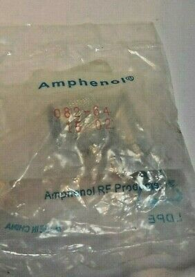 082-64 Amphenol Right Angle Type N Male to Female Adapter